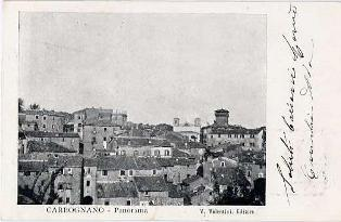 Cartolina Panorama